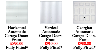 garage door oxfordshire special offer